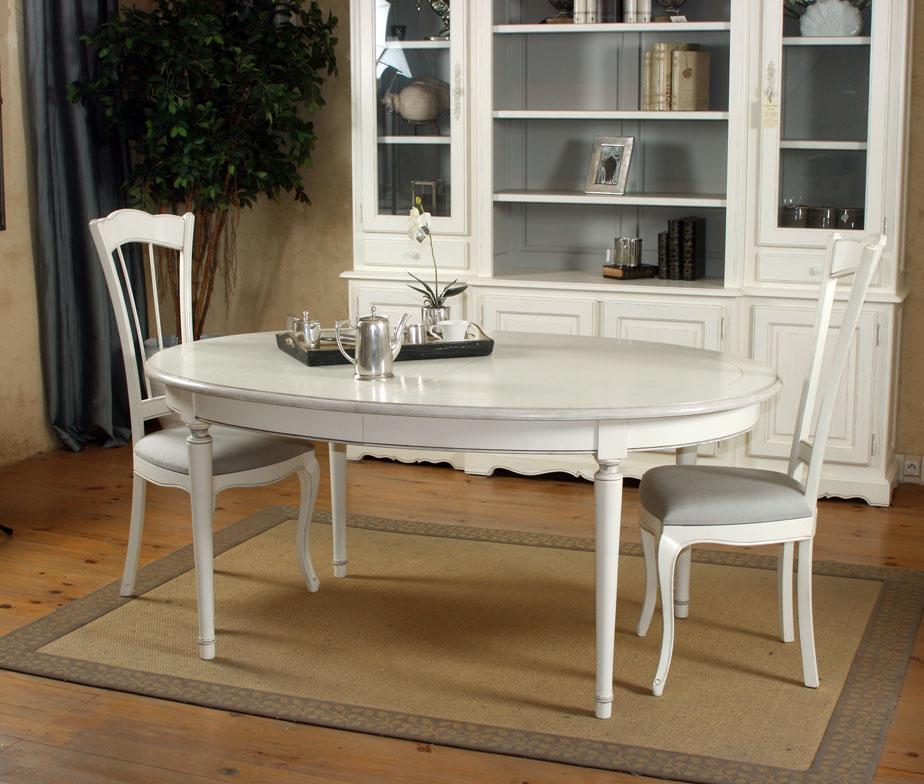 table ovale croisette ref t6 l 39 atelier du moulin de provence. Black Bedroom Furniture Sets. Home Design Ideas
