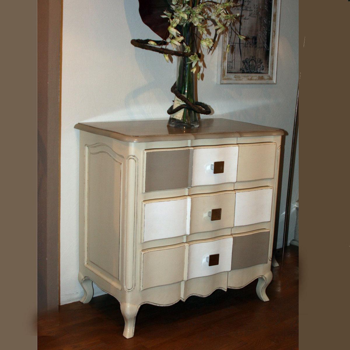 commode ramatuelle ref t42 l 39 atelier du moulin de provence. Black Bedroom Furniture Sets. Home Design Ideas