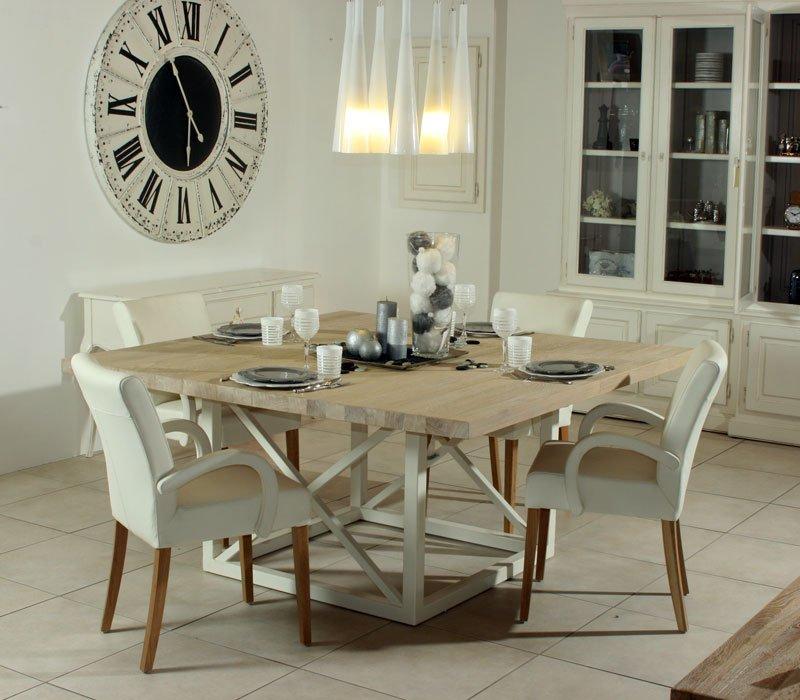Table a manger avec plateau jpg memes for Table salle manger plateau zinc