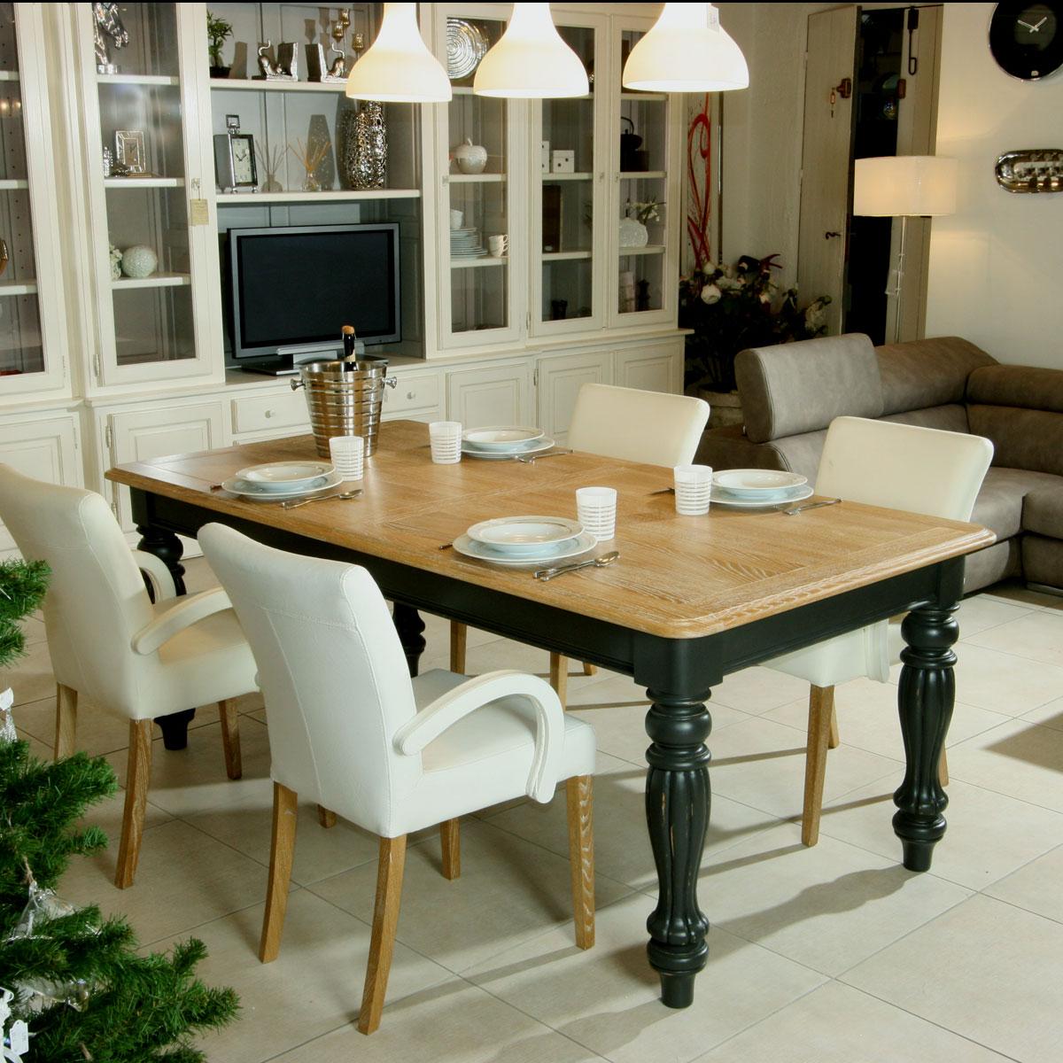 table repas ch ne tsp l 39 atelier du moulin de provence. Black Bedroom Furniture Sets. Home Design Ideas