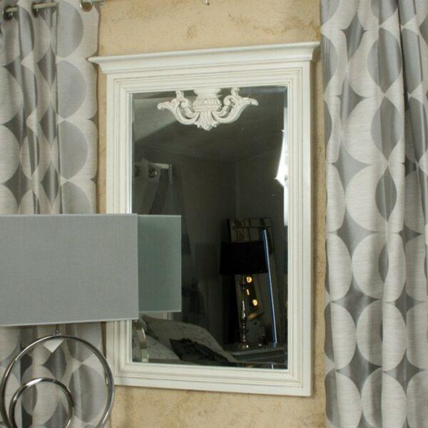Miroir sculpté ____ Ref : T80