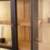 Bibliothèque / vitrine _ _ _ _ _ réf T217