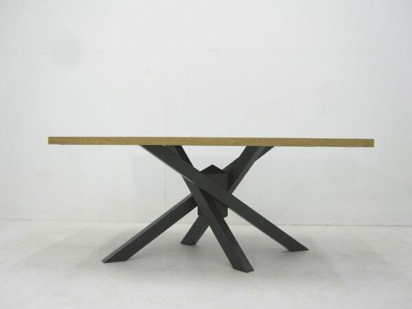 Table repas, plateau chêne --------- M11+M30