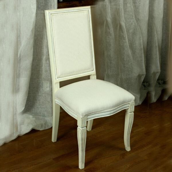 Chaise tapissier --- Ref:T129