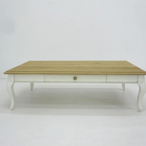 Table basse Plateau chêne T201