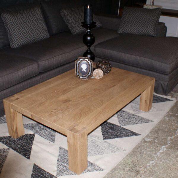 Table basse chêne T202